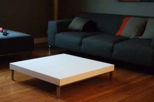 table basse krion
